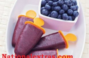 National Blueberry Popsicle dayseptember 2 , and,Month