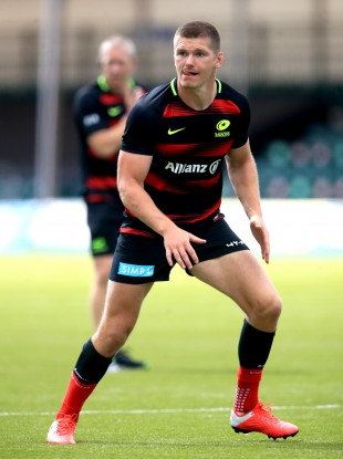 Saracens Superstar Owen Farrell feels incredibly sorry about the High tackle
