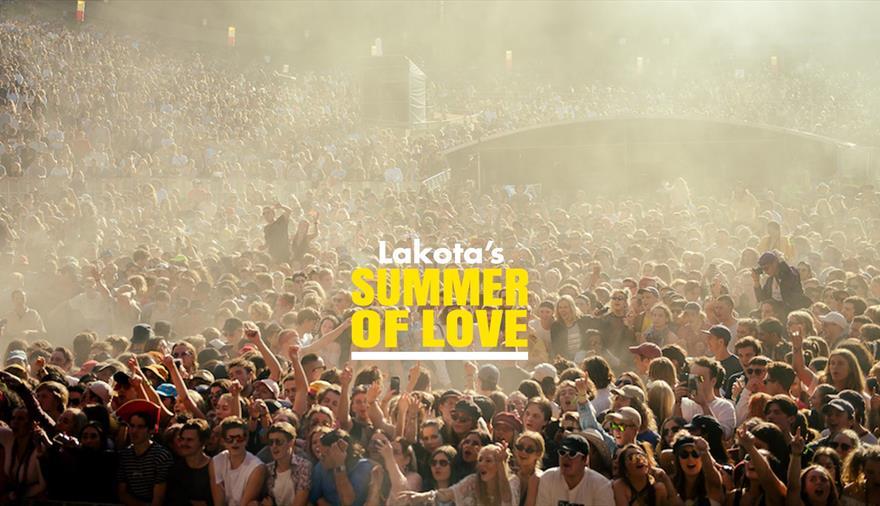 LAKOTA'S SUMMER OF LOVE