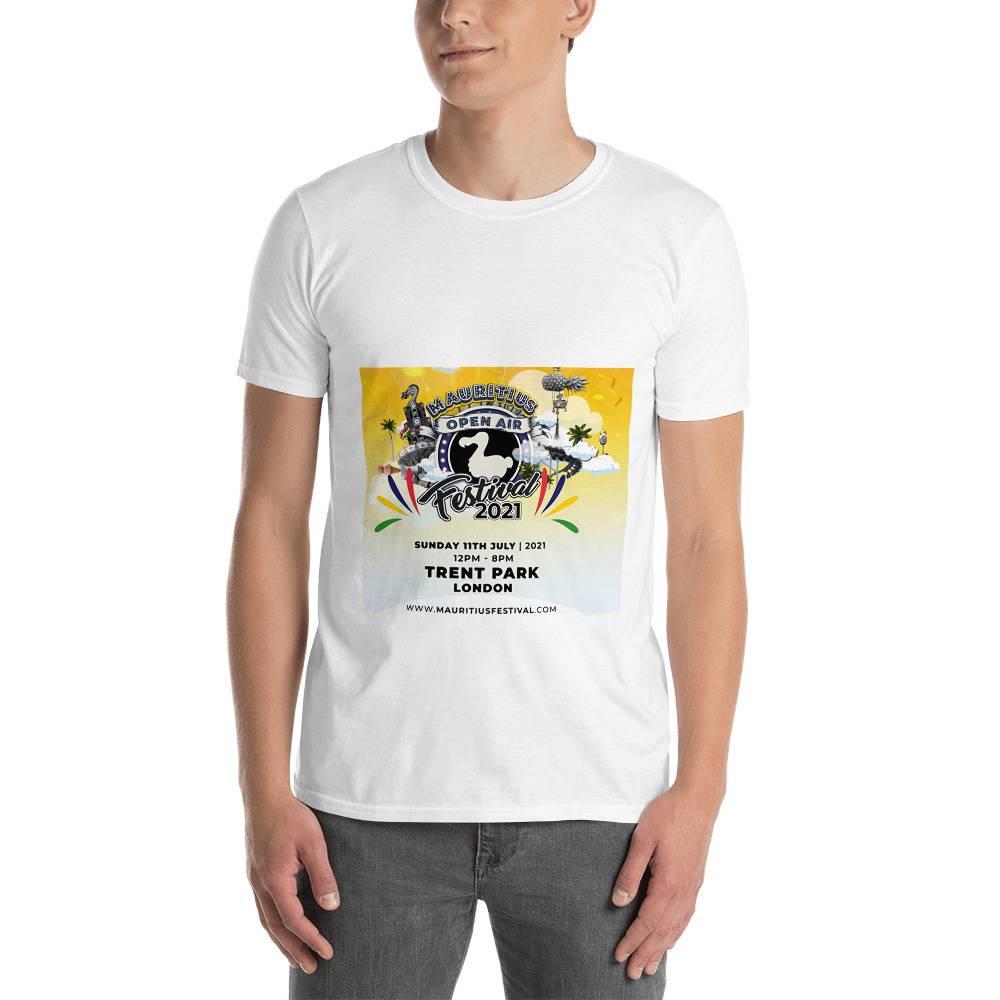 Mauritius Open Air Festival 2021 shirt