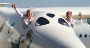 Richard Branson's 'Virgin Galactic' Space Flight is Ready to Travel July 11 2021